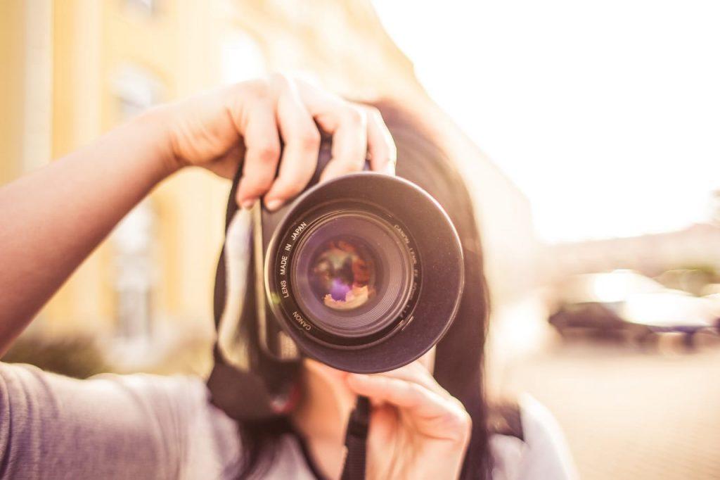 O que é o diafragma na fotografia